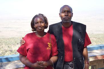 George & Susan Mamboleo