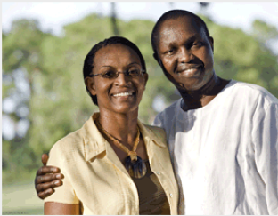 Tim & Mary Mwangi