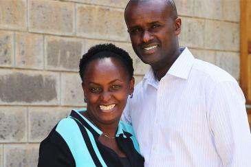 Fatuma & Matthew Muinde