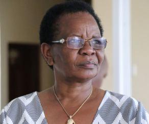 Dr. Lucy Kiyapi